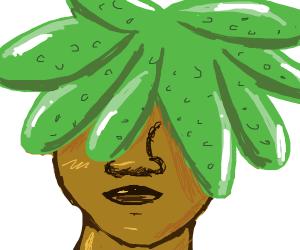 pickle hair