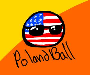 Polandball (Any Character)