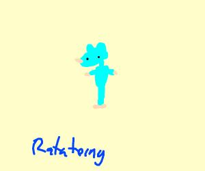 very skinny ratatouille