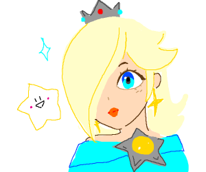 Princess Rosalina Toadstool