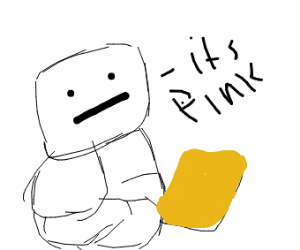Colourblind Michelin-man