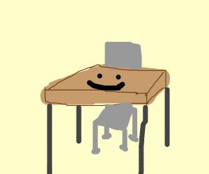 Friendly Desk