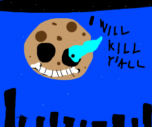 Sans Moon Threatens to Wipe Everyone