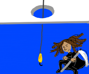 Fishing for Death