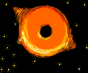 First pictures of a black hole