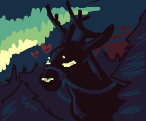 Hopeful Reindeer