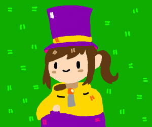 Hat Kid (A Hat In Time)