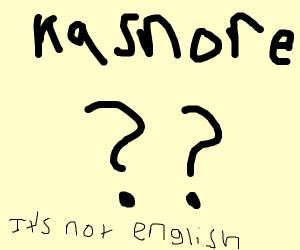 kasnore