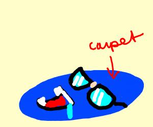Geeky Carpet