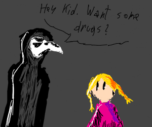 scp-049 sells drugs