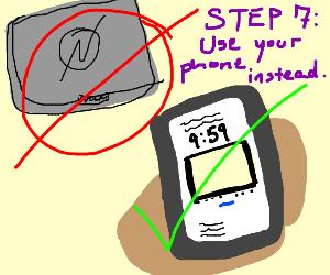 Step 6 watch youtube