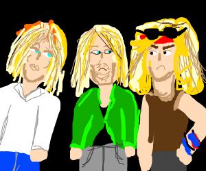 Blonde Boyz