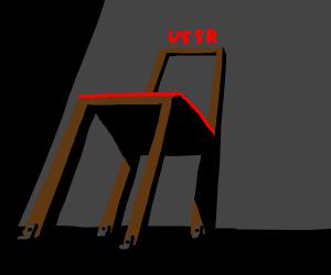 Soviet chair