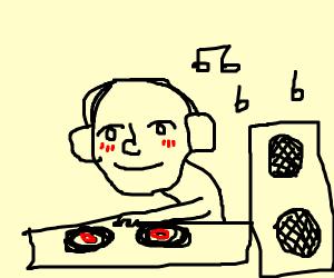 Cute DJ