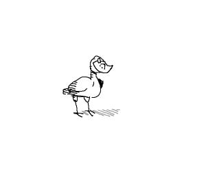 happy bird :)