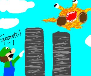 Flying Spaghetti Monster Nearly 9/11s