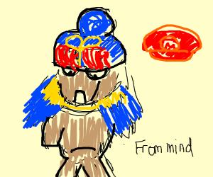 Geno from Super Mario RPG