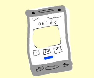 drawing app on mobile