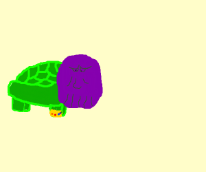 Thanos Turtle  Thanos Turtle