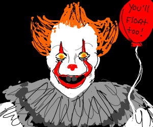 Pennywise (clown from It)