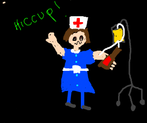 Alcoholic Nurse