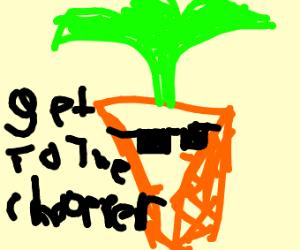 carrot terminator