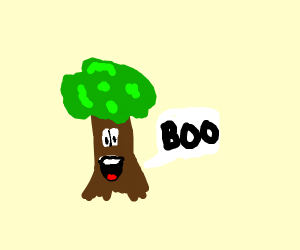 Surprised Forest