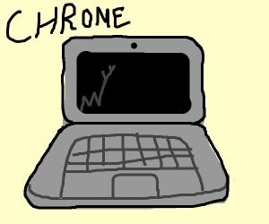 School Chromebook
