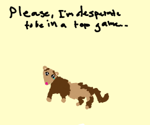 Furret wants to be top game