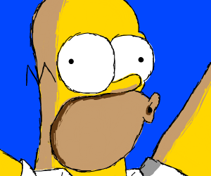 The Simpson's guy