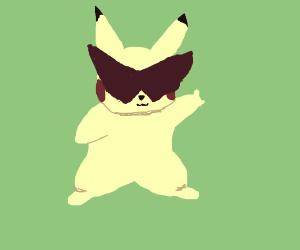 Kamina Pikachu
