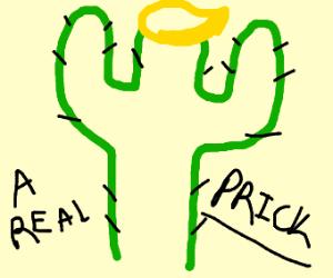 Trump Cactus