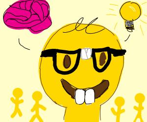 Massive nerd