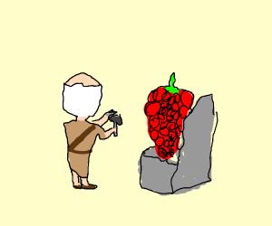 Raspberry Sculptor