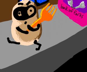 Potato robbers