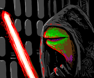 Sith Lord Kermit the Frog