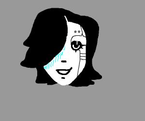 Mettaton EX's face