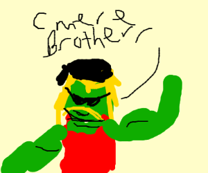 green hulk hogan