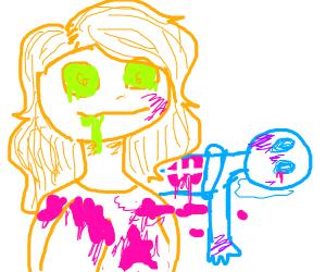 acid makes you a cannibal