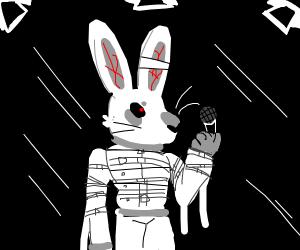 rabbit furry