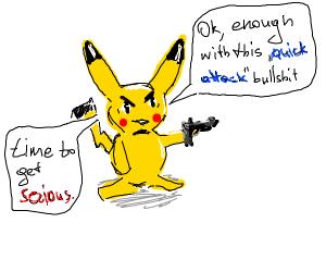 Pokemon just got deadly