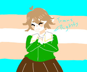 gir says trans rights