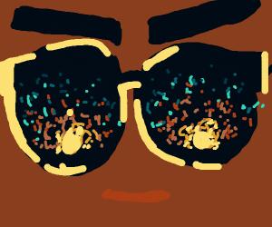 Sunsets thru sunglasses