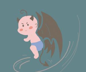baby demon