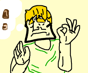 Just right (Shaggy)