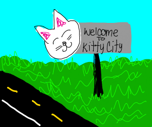 Welcome to the Kitty City