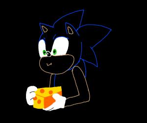 sonic's cheese