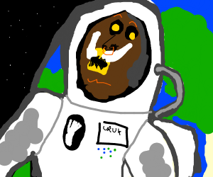 Uruk-hai in space