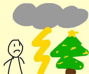 thundercloud ruins christmas