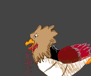 Spearow is out for blood